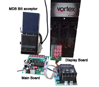 MDB control board for vending machine